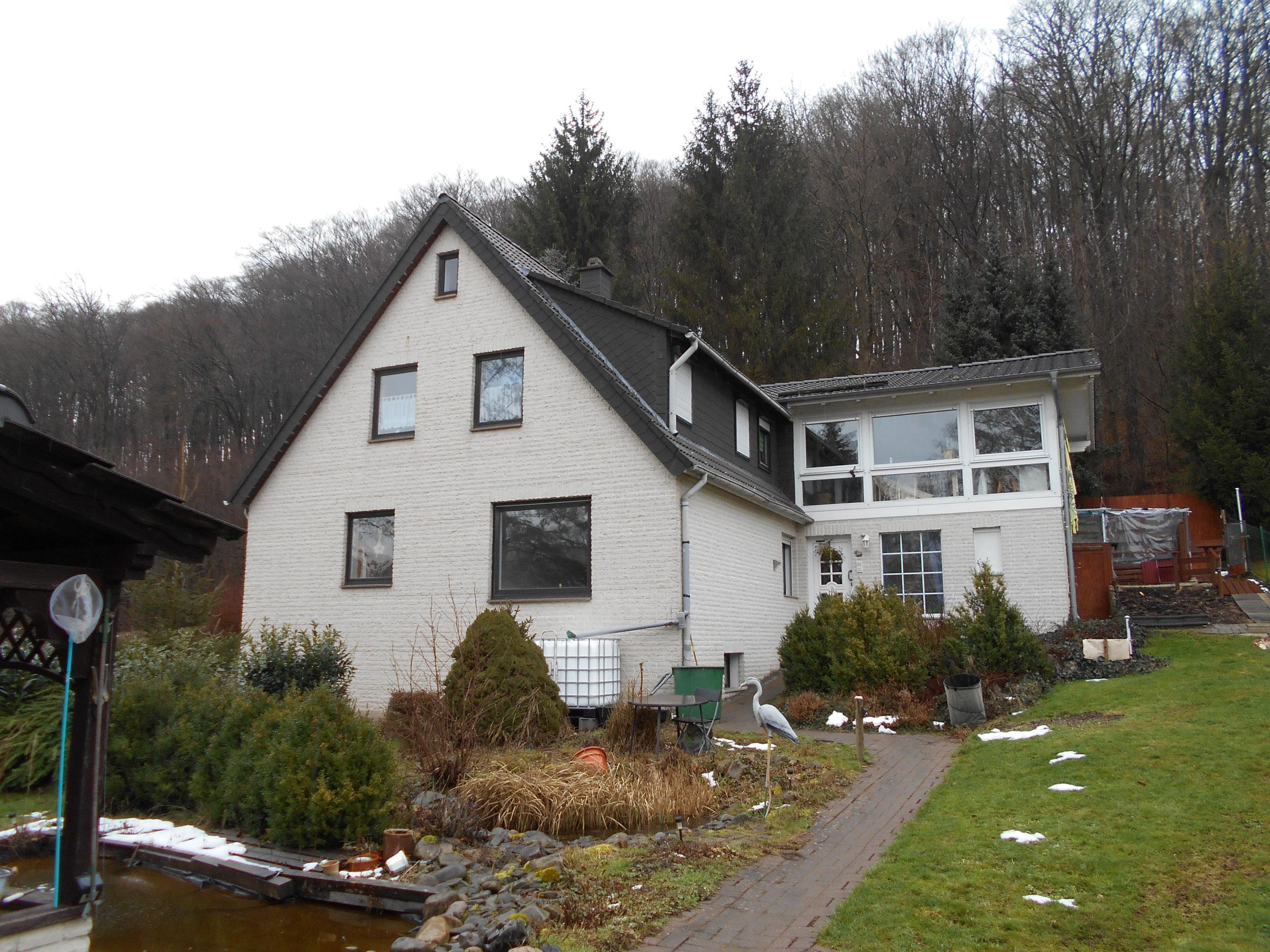 Zweifamilienhaus Am Waldrand In Brochthausen Bei Duderstadt